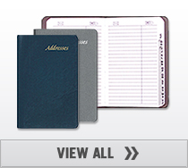 PA-4 Small Address Books 3 x 4.5 Inches