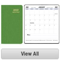 MB-1 Monthly Pocket Planner 3.5 x 6.5 inches