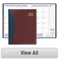 MB-3 Monthly Planner 8.5 x 11 inches
