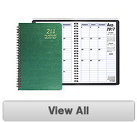 2017-2018 Academic Monthy Planners