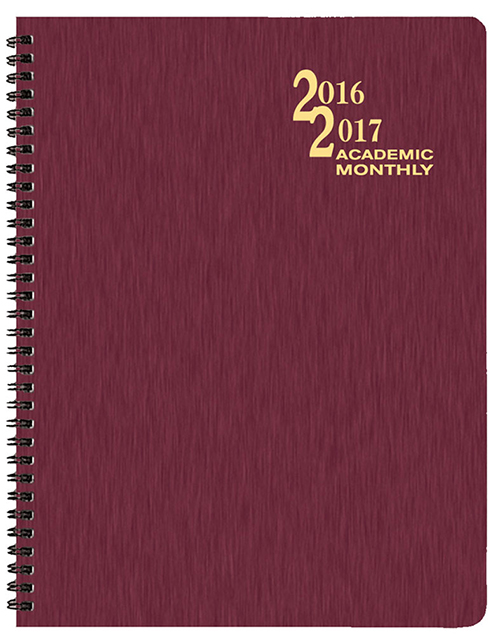 Smb 3a Shimmer Academic Monthly Appointment Planner