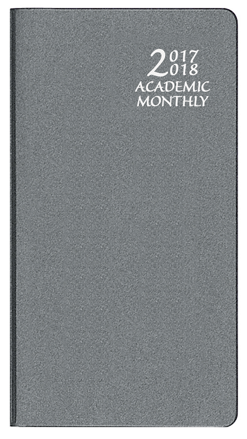Smb 15 Frosted Academic Monthly Pocket Planner 3 5 X 6 5
