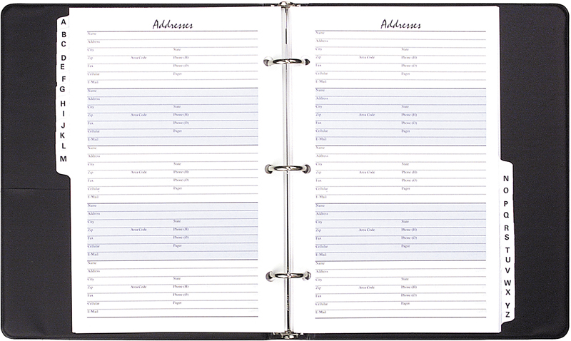 daily appointment sheets