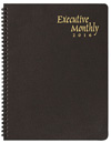 EMB-31 Skivertex Executive Monthly Planner