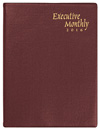 EMB-33 Continental Deluxe Executive Monthly Planner