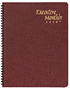EMB-31 Executive Monthly Planner