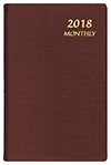 MB-23 Continental Monthly Planner