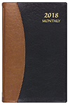 MB-27 Carriage Monthly Planner