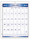 #8 2019 Three Ring Binder Calendar
