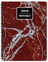 MB-3Q 2019 Marble Monthly Planner