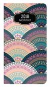 MB-1V Deco Monthly Pocket Planner