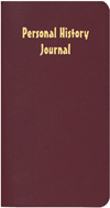PHJ-11 Personal History Journal