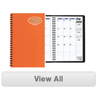SMB-2 Academic Monthly Planners 5.5 x 8.5 Inches