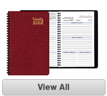 WB-2 Weekly Planner 5.5 x 8.5 inches