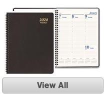 WB-3 Weekly Planner 8.5 x 11 inches
