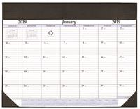 DDP-R/9 2019 Refill for Continental Vinyl Header Desk Pad Calendar