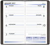 WB-1R Refill for WB-13, WB-15, and WB-17 Weekly Pocket Planners Inside