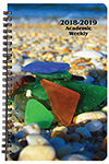 SWB-2Y 2018-2019 Sea Glass Academic Weekly Appointment Planner