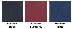Baladex Swatches